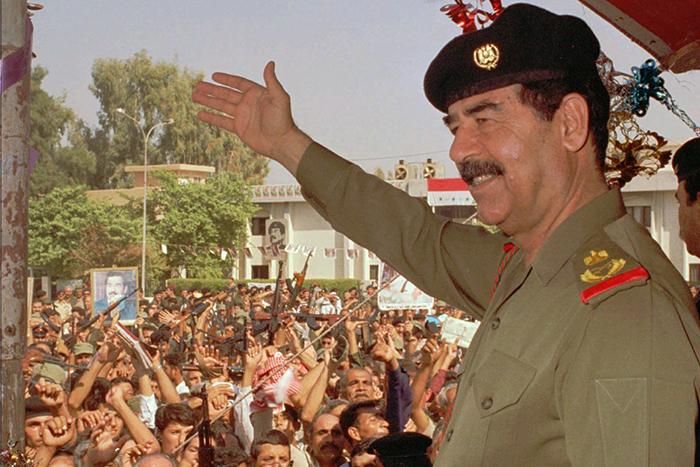 Саддам Хуссейн, 1995/ © AP