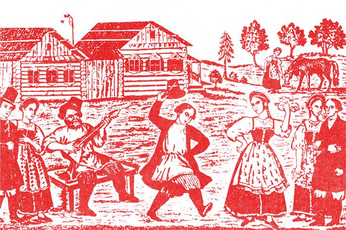 Народные скрепы: *что есть фольклор и как сегодня изобретаются традиции*