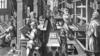 печатный станок вАнглии. ок. 1600года