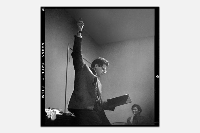 Аллен Гинзберг читает «Вопль», 1955год