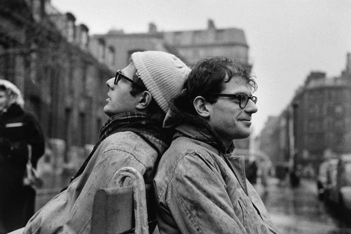 «Вдали кто-то играл Чайковского»: *жизнь Берроуза, Гинзберга и парижской богемы в конце 50-х*