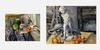 Поль Сезанн, «Натюрморт сбаклажанами», «Н...