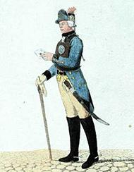 Почтальон 1830года