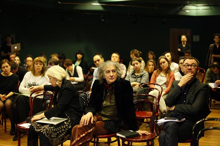 Защита проектов ШТЛ © Центр им.Мейерхольда