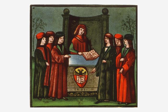 Поиск образование в средневековой европе обучение бесплатным фокусам
