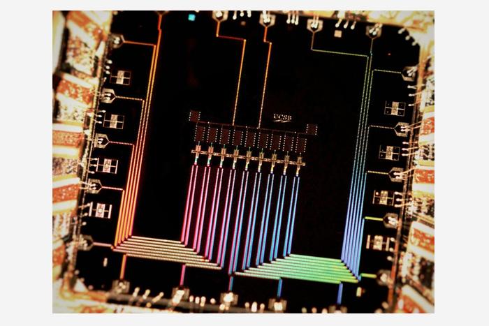 Квантовый процессор надевяти кубитах от&n...