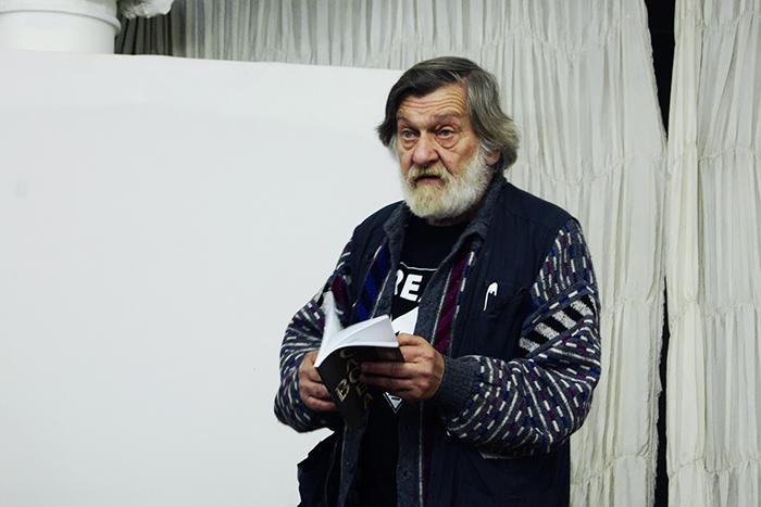 «Новая поэзия» вЛитературном институте