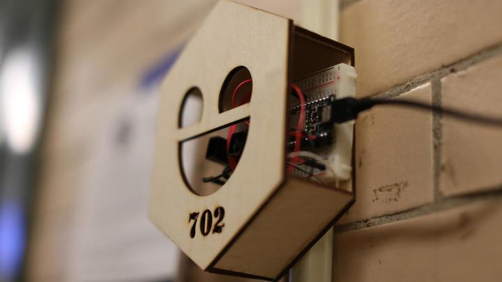 Компьютерный сенсор, созданный учениками Lane T...