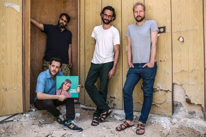 Fortuna Records: *как заново открыть звуковые ландшафты Ближнего Востока*