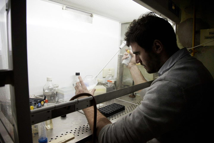Молодые ученые: *иммунолог Мурад Вагида*