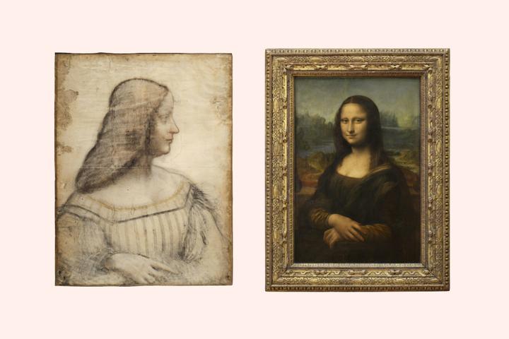 Искусство в процессе: *черновики шедевров Пикассо, Да Винчи, Рубенса и других мастеров*