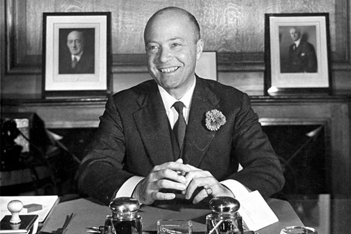 Первый посол: Александр Эткинд об Уильяме Буллите — легенде XX века