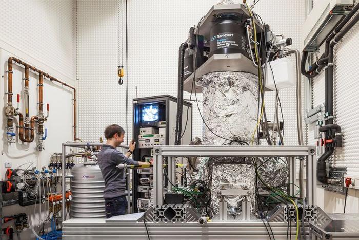 Сканирующий зондовый микроскоп © Max Planck Ins...