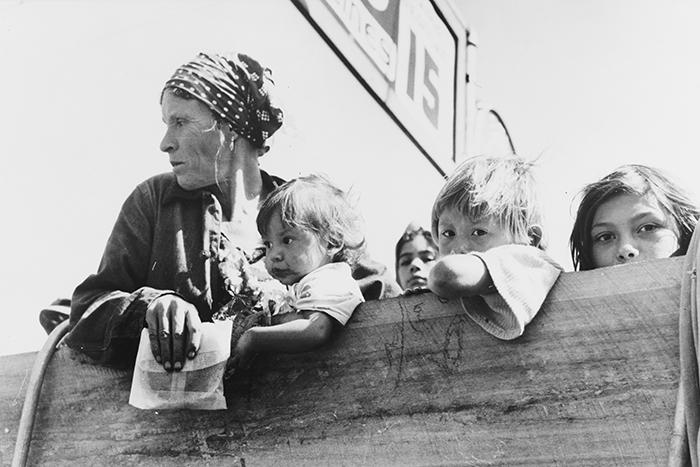 Мексиканка сдетьми. Техас.1939&nbsp...