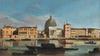 Canal Grande mit der Kirche San Simeone Piccolo...
