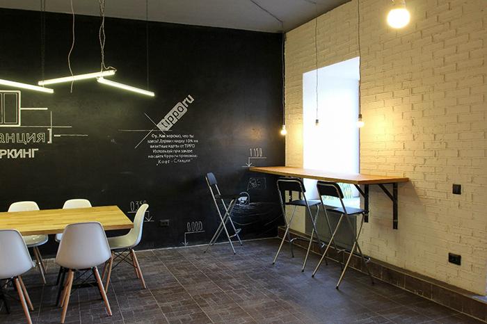 Мини-коворкинг «Кофе-станция»
