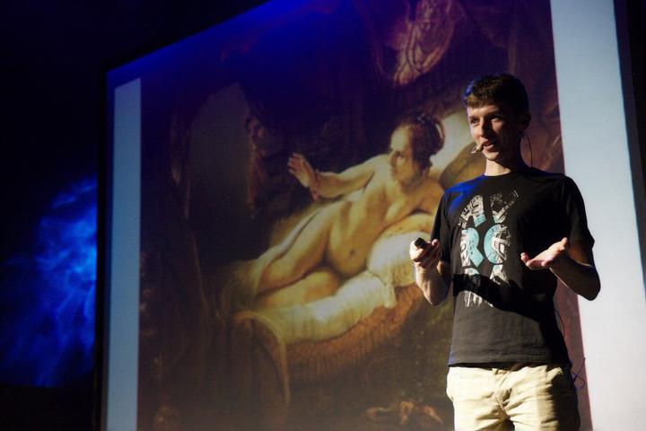 Молодые ученые: физик-лазерщик Денис Прокуратов о рентгене картин и работе в Эрмитаже