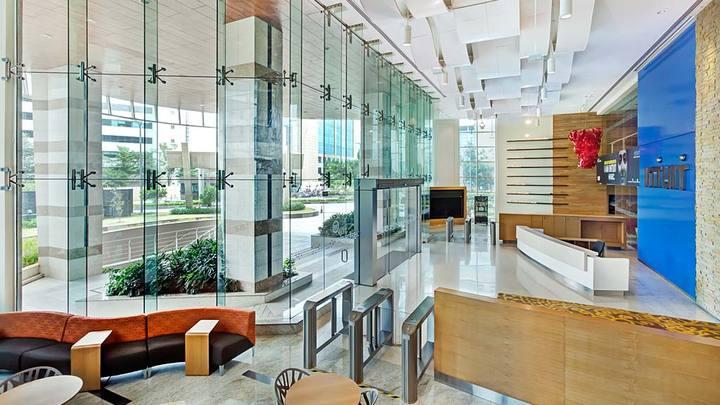 Офис индийского центра разработок Intuit © Gens...