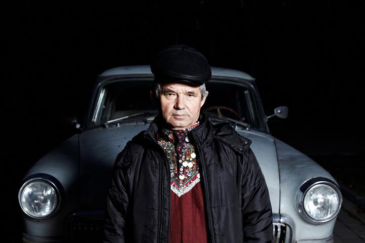 Арсентий Ачибаев, 57 лет. Екатеринбург, 2012&nb...