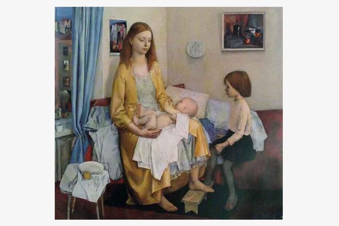 Лариса Кириллова. «Счастье». 1987год