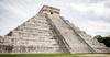 Пирамида Кукулькана. Чичен-Ица, Мексика. Предпо...