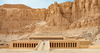 Храм царицы Хатшепсут. Дейр-эль- Бахри, Египет....