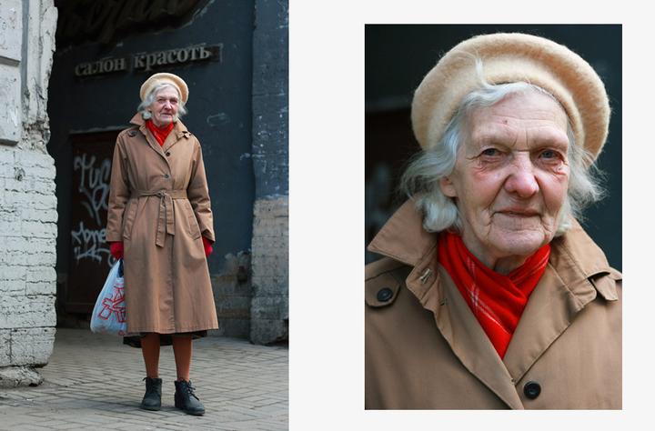 Ария Иосифовна, 90 лет © Oldushka