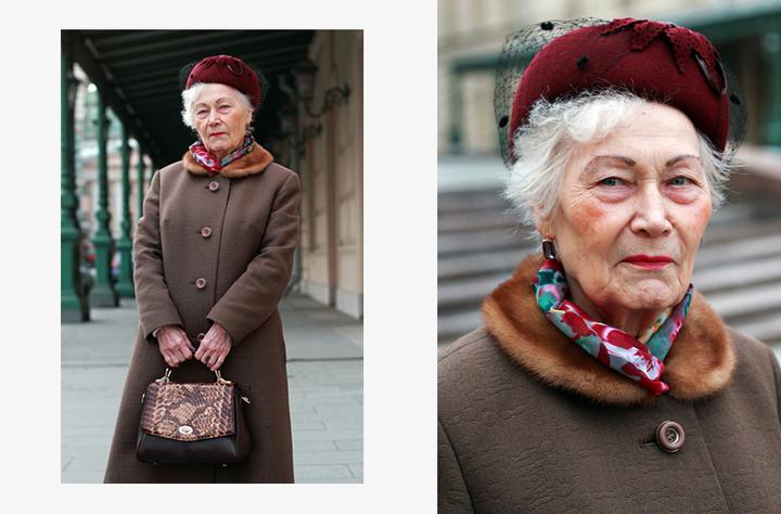 Зоя Михайловна, 85 лет © Oldushka