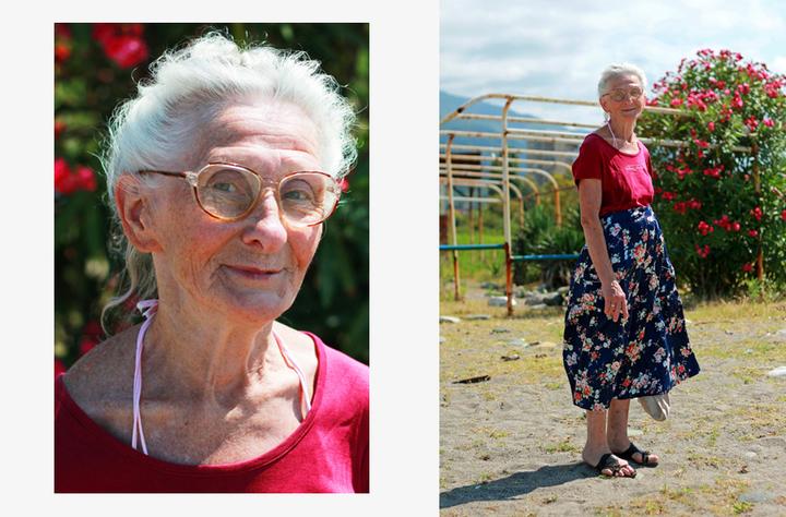Светлана Степановна, 75 лет © Oldushka