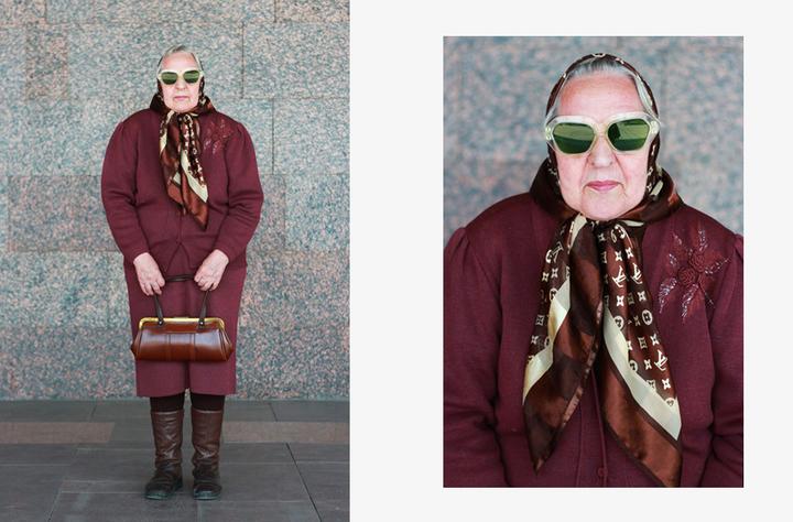 Георгина Петровна, 77 лет © Oldushka