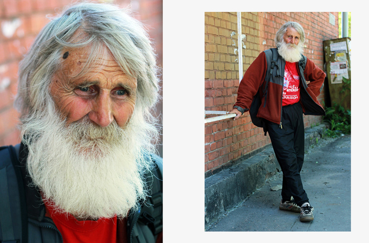 Анатолий Александрович, 74года © Oldushka