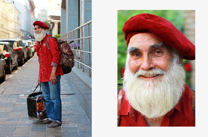 Виктор Афанасьевич, 73года © Oldushka