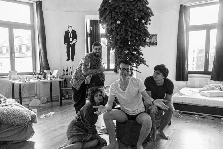 После Рождества