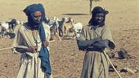 Туареги, живущие натерритории Мали © H. G...