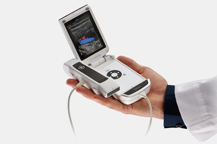 портативный ультразвуковой аппарат Vscan Portfolio