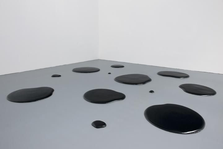 Ai Weiwei, Oil Spill, 2007
