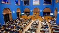 Парламент Эстонии (Рийгикогу) © Martin Dremljug...