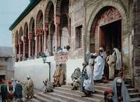 Мечеть. Library of Congress