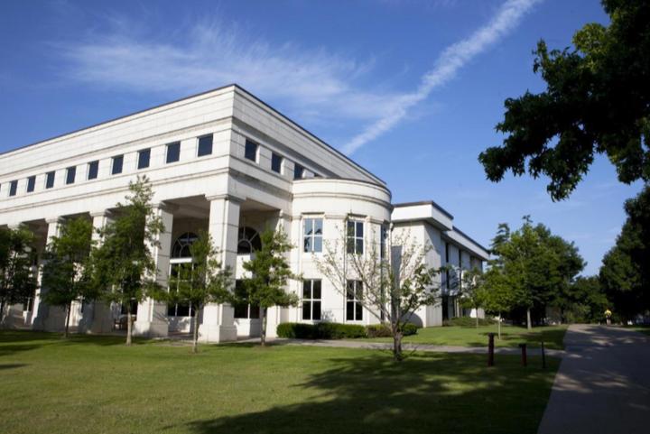 Здание библиотеки © University of Arkansas