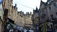 Эдинбург, улица Кокберн