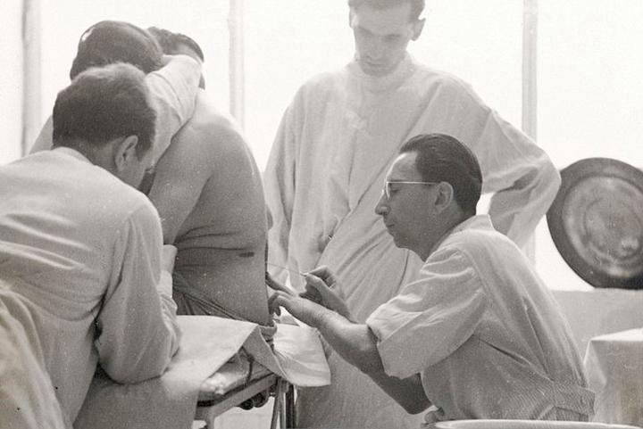 Виктор Франкл, 1940год