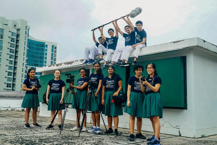 «Все детские мечты равны»: как устроена профориентация в старейшей школе Сингапура