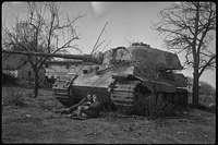 Германия, апрель-май, 1945год