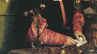 Ганс Гольбейн Младший, «Портрет купца Георга Ги...