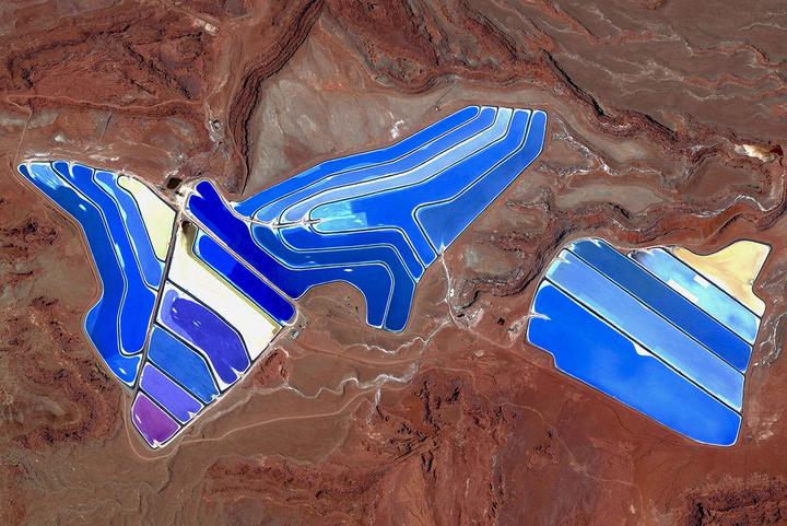 Находка T&P: 10 снимков из космоса, которые позволят рассмотреть Землю как следует