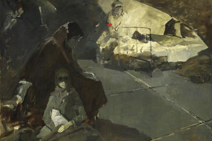 «Вползет нога неслышной смерти»: как изучать культуру блокадного Ленинграда