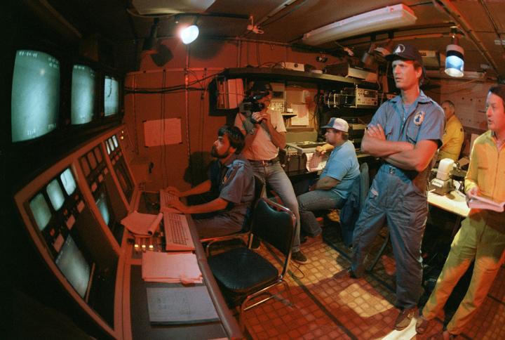 Исследование «Титаника» спомощью аппарата...