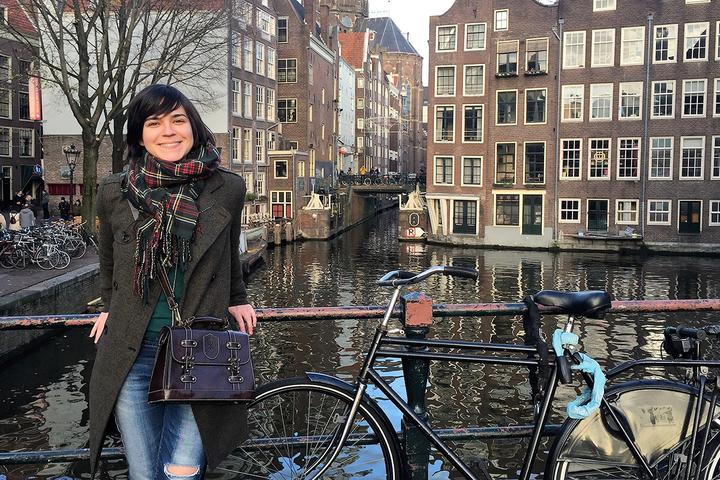 Письмо №155, из Амстердамского университета