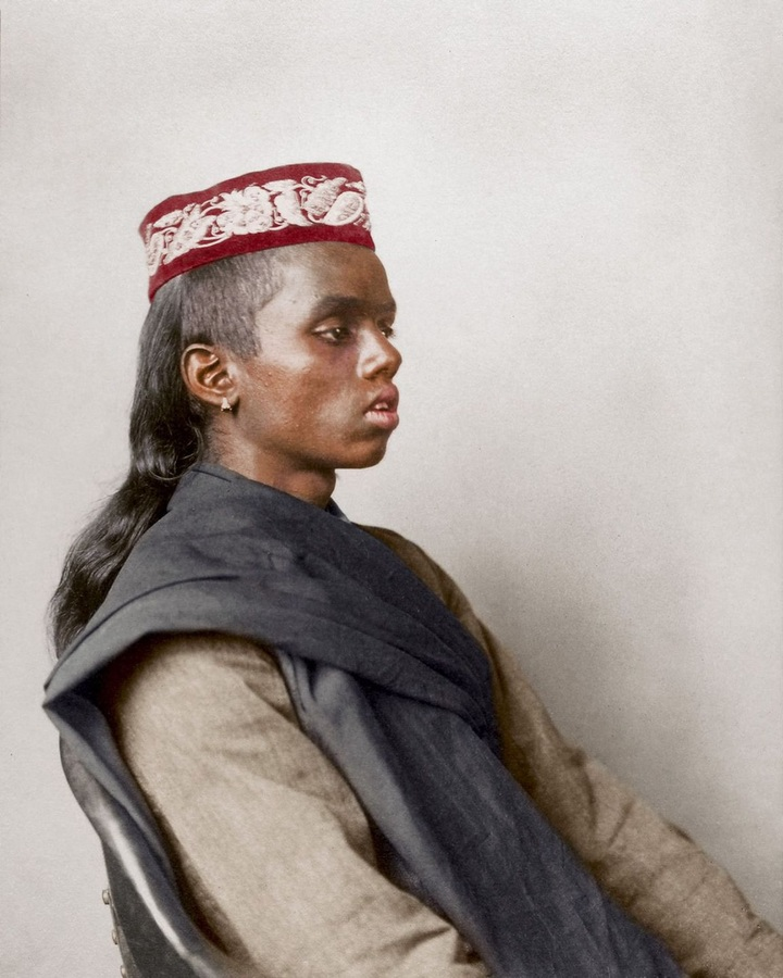 Мужчина изИндии. 1911год