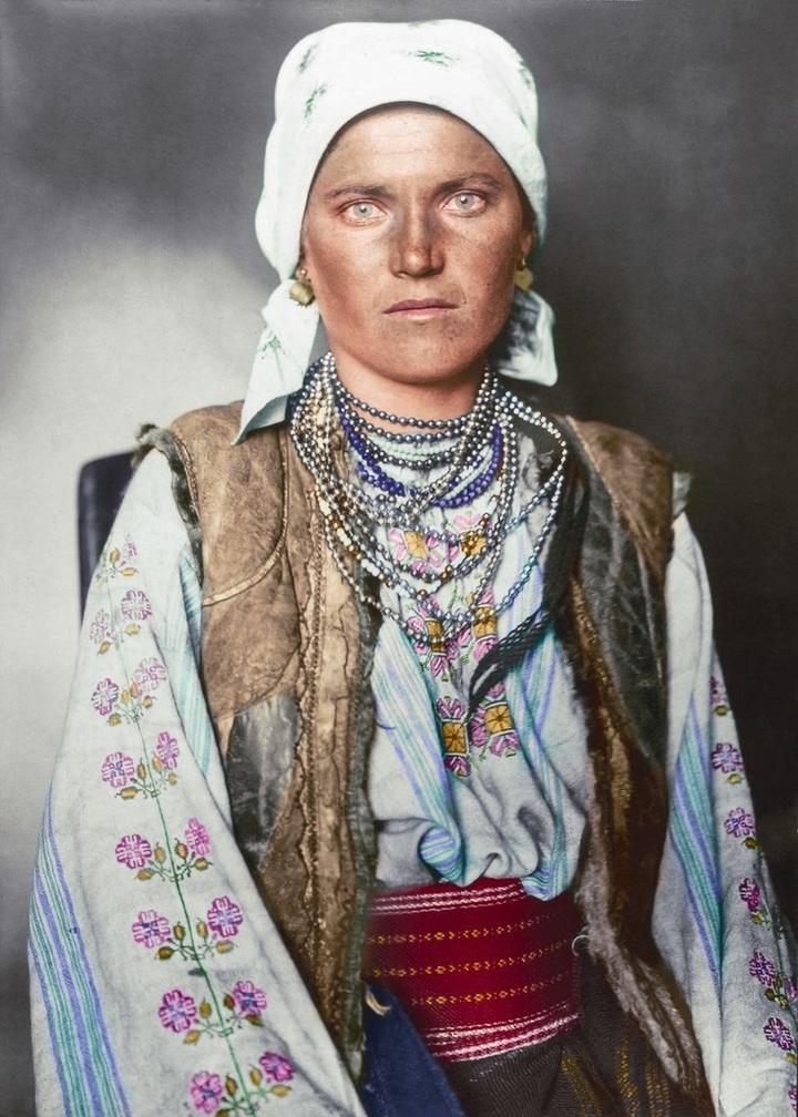 Русинка. 1910год